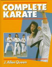 Cover of: Complete karate