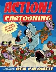 Cover of: Action! Cartooning