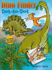 Cover of: Dino Finder Dot-to-Dot