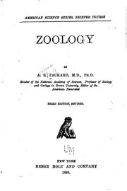 Cover of: Zoology for students and general readers