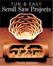 Cover of: Fun & Easy Scroll Saw Projects