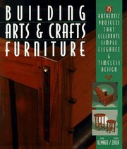 Building arts & crafts furniture by Paul Kemner