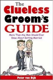 Cover of: The Clueless Groom
