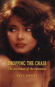 Cover of: Dropping the Chase | Paul Davies