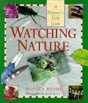 Cover of: Watching nature | Monica Russo