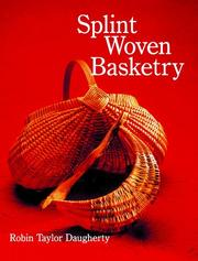 Cover of: Splint Woven Basketry