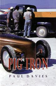 Cover of: Pig Iron