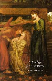 Cover of: A Dialogue for Five Voices