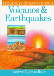 Cover of: Volcanos and earthquakes