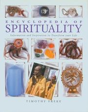 Cover of: Encyclopedia of Spirituality: Essential Teachings to Transform Your Life