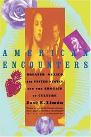 Cover of: American Encounters