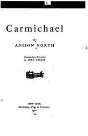 Cover of: Carmichael