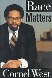 Cover of: Race matters