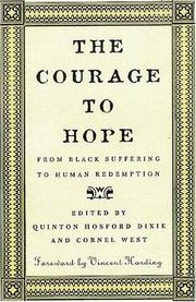 Cover of: Courage to Hope
