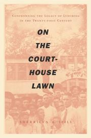 Cover of: On the Courthouse Lawn