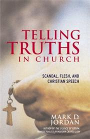 Cover of: Telling Truths in Church
