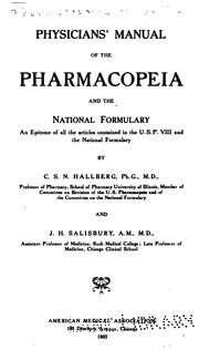 Cover of: Physicians