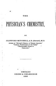 Cover of: The physician