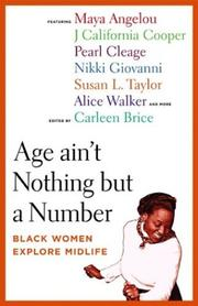 Cover of: Age Ain't Nothing but a Number
