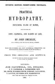 Cover of: Practical hydropathy. | John Smedley