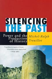 Cover of: Silencing the Past | Michel-Rolph Trouillot