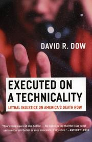 Cover of: Executed on a Technicality
