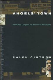 Cover of: Angels' Town