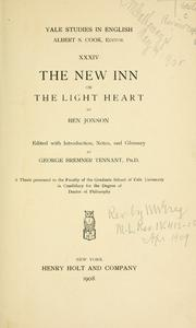 Cover of: The new inn