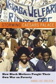 Cover of: Storming Caesar's Palace