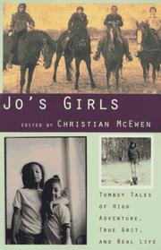 Cover of: Jo's girls | Christian McEwen