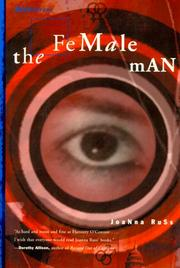 Cover of: The Female Man (Bluestreak)