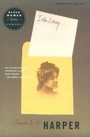 Cover of: Iola Leroy (Black Women Writers Series)