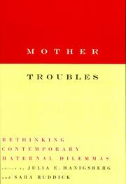 Cover of: Mother Troubles