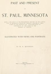 Cover of: Past and present of St. Paul, Minnesota