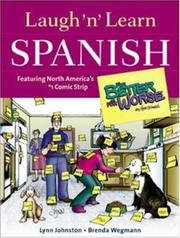 "Cover of: Laugh 'n' Learn Spanish: Featuring the #1 Comic Strip ""For Better or For Worse"""