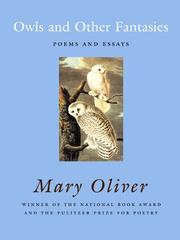 Cover of: Owls and Other Fantasies