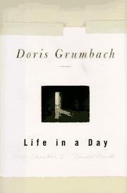 Cover of: Life in a day