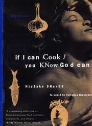 Cover of: If I Can Cook/You Know God Can (Bluestreak Series) | Ntozake Shange