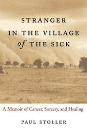 Cover of: Stranger in the Village of the Sick
