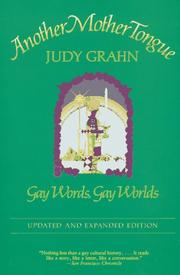 Another mother tongue by Judy Grahn
