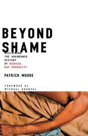 Cover of: Beyond Shame
