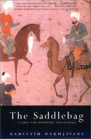 Cover of: The Saddlebag