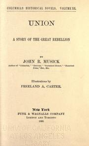 Cover of: Union