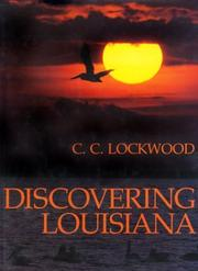 Cover of: Discovering Louisiana