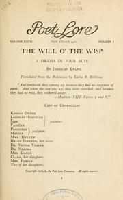 Cover of: The Will O' The Wisp