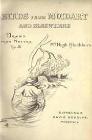 Cover of: Birds from Moidart and elsewhere