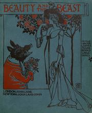 Cover of: Beauty and the beast | Walter Crane