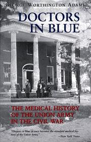 Cover of: Doctors in blue