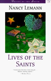 Cover of: Lives of the Saints