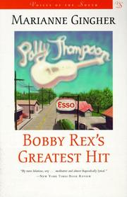 Cover of: Bobby Rex